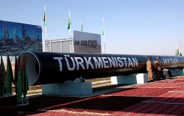 Туркмения начнет строительство газопровода в Южную Азию