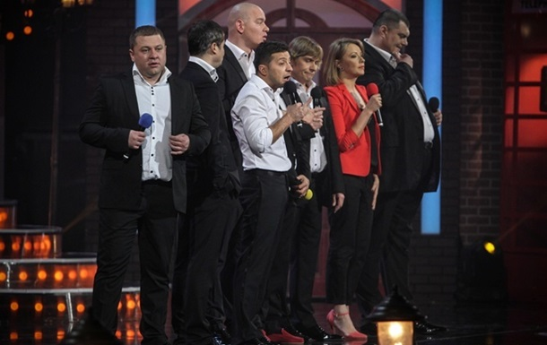 Вечерний квартал  сняли с эфира впервые за 10 лет