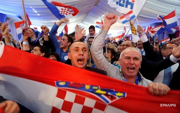 На парламентских выборах в Хорватии побеждает оппозиция