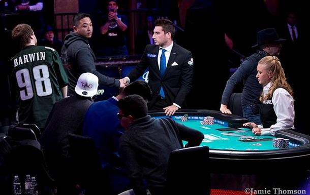 Девять миллионеров за одним столом