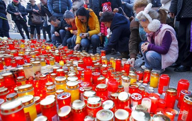 Пожар в ночном клубе Бухареста: число жертв растет