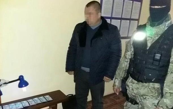 На Кировоградщине на взятке попался майор ГСЧС