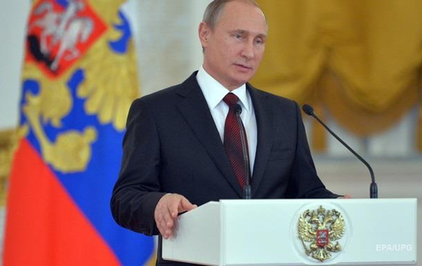 Путин рассказал о боеготовности РФ на примере Сирии
