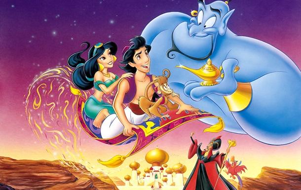 Студии Disney запрещено снимать продолжение Алладина