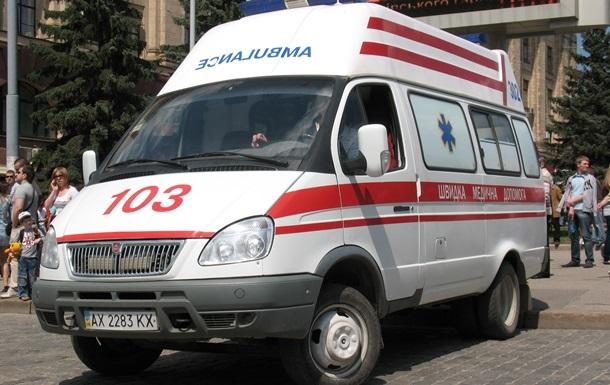В Харькове погиб мужчина, выпрыгнув с восьмого этажа