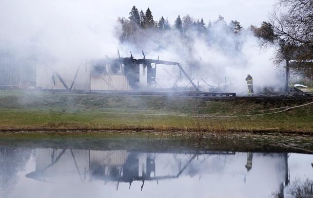 В Швеции сгорел очередной приют для беженцев