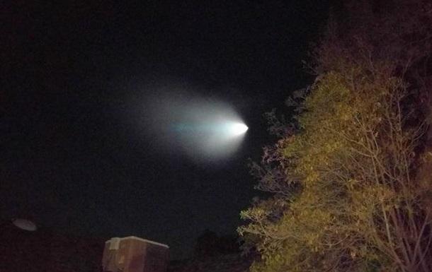 Военные объяснили появление НЛО над Лос-Анджелесом