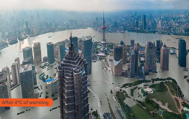 Шанхай после 2100 года
