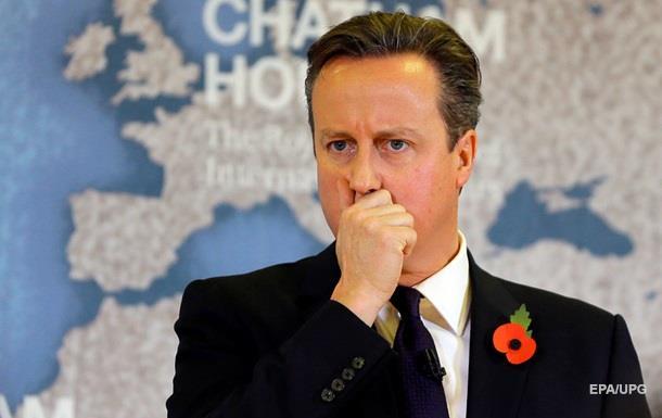 Кэмерон грозится покинуть ЕС, если его не услышат