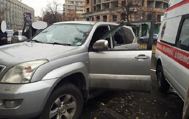 Стали известны подробности стрельбы в Киеве