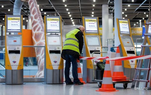 Из-за забастовки Lufthansa отменены более 900 рейсов