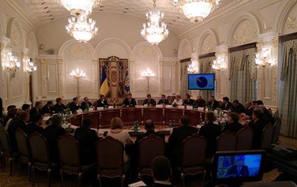 Порошенко – мэрам: Вы должны стать апостолами децентрализации