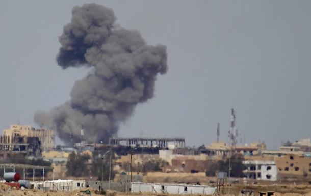 США нанесли авиаудары в Сирии и Ираке