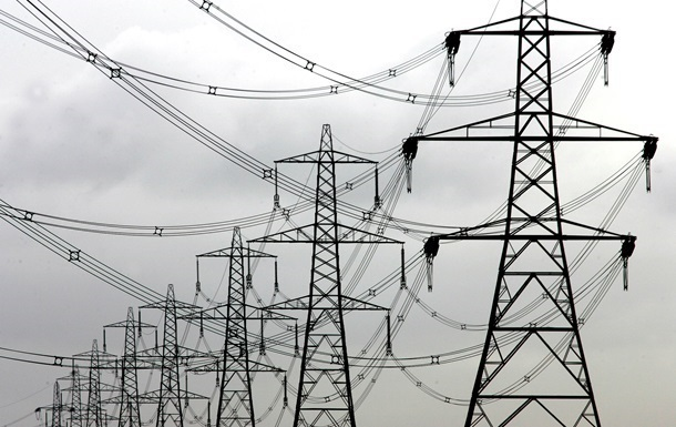 Украина продолжила импорт электроэнергии из России