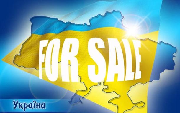 Украина с удавкой на шее