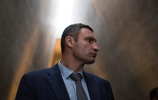 В Киеве дефолт, накануне выборов, как тут Кличко не взгруснуть