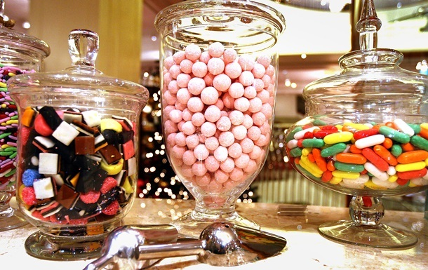 Украина увеличила экспорт сладостей почти на треть