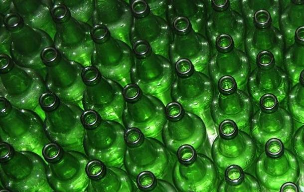 В Украине хотят запретить сдавать пустые бутылки