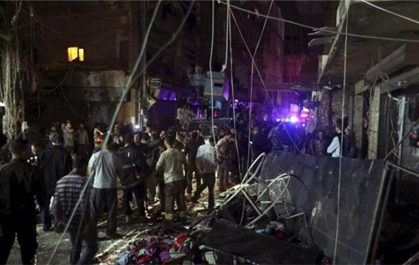 Боевики ИГ взяли на себя ответственность за теракт в Бейруте