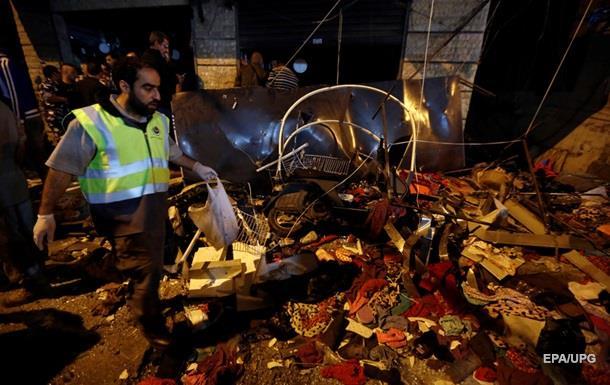 Теракт в Бейруте: Число жертв возросло до 43 человек