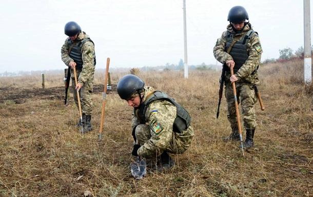 Военные Великобритании будут обучать украинских саперов