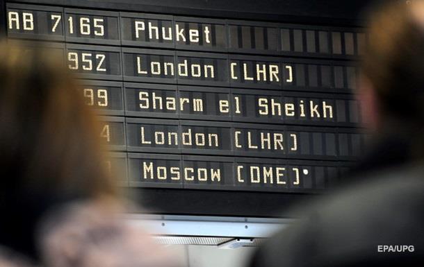 Казахстан приостанавливает авиасообщение с Египтом
