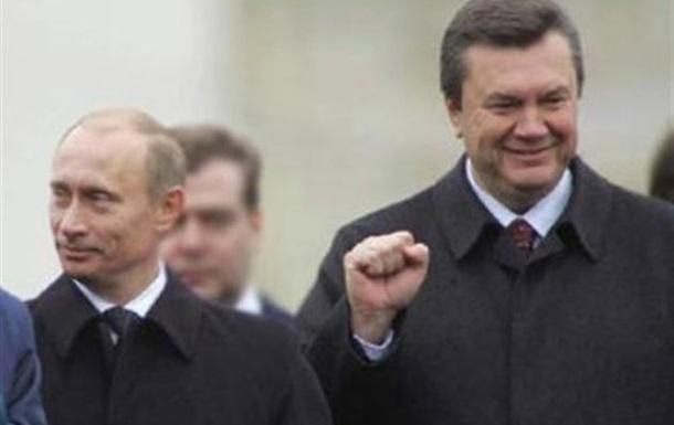 Как Путин потерял Украину: взгляд до Евромайдана