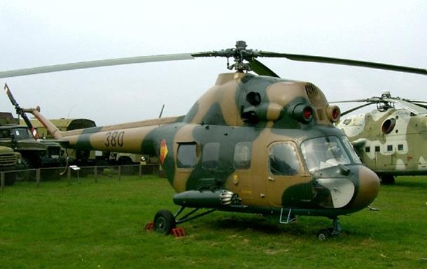Украинский вертолет разбился в Словакии
