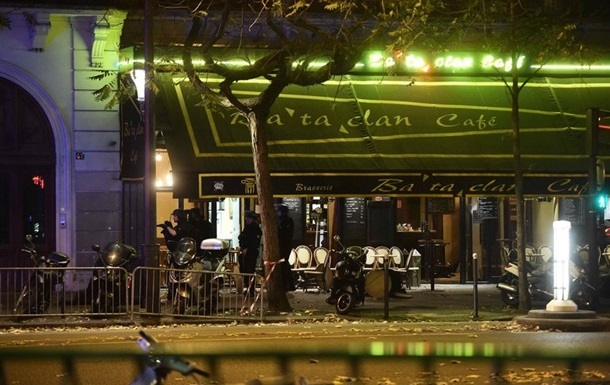 Полиция заявляет о 45 погибших в Париже