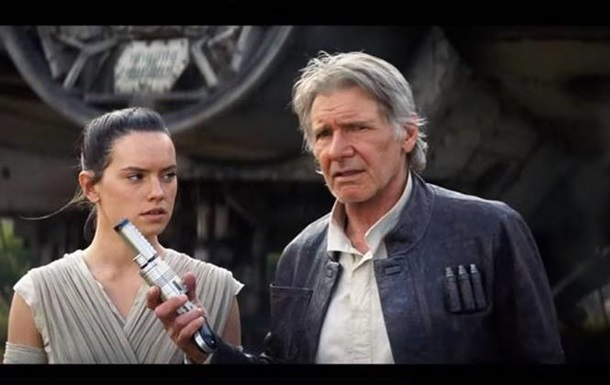 Зоряні війни : з явилися нові сцени сьомого епізоду