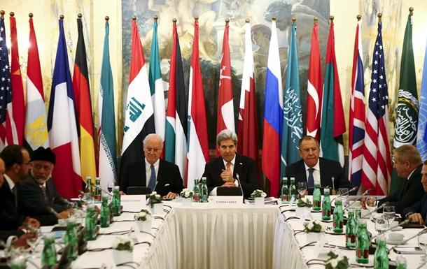 В Вене решили начать переговоры с оппозицией Сирии