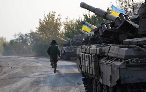 Сутки в АТО: неспокойно у Донецка и Артемовска
