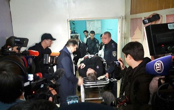 Мосийчука освободили и госпитализировали