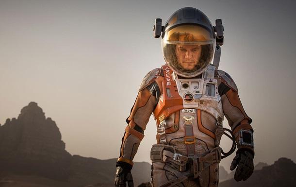 Марсианина выдвинули на Золотой глобус в комедийном жанре