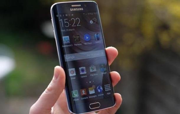 Смартфон Samsung Edge