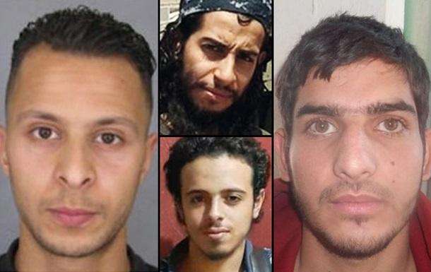 Теракты в Париже 13 ноября: кем были парижские террористы