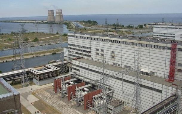 На Запорожской АЭС экстренно отключили шестой энергоблок