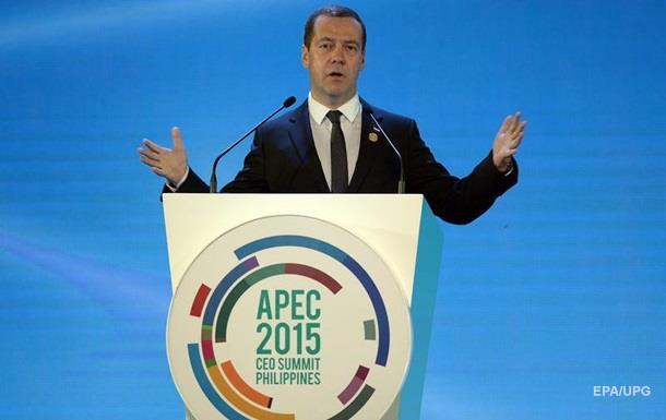 Медведев призвал Запад к совместной борьбе с терроризмом