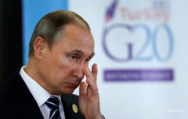 Bloomberg: Для мира в Украине плана Путина недостаточно