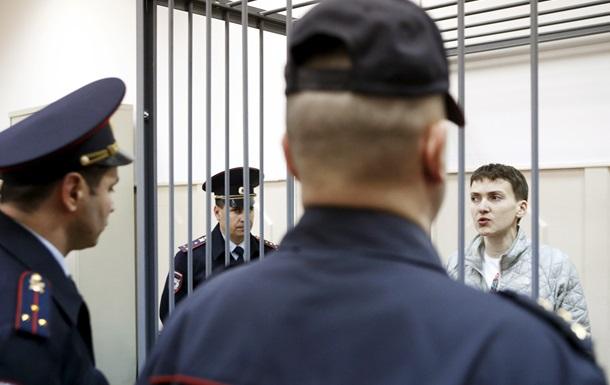 Защита Савченко потребовала отвода судей