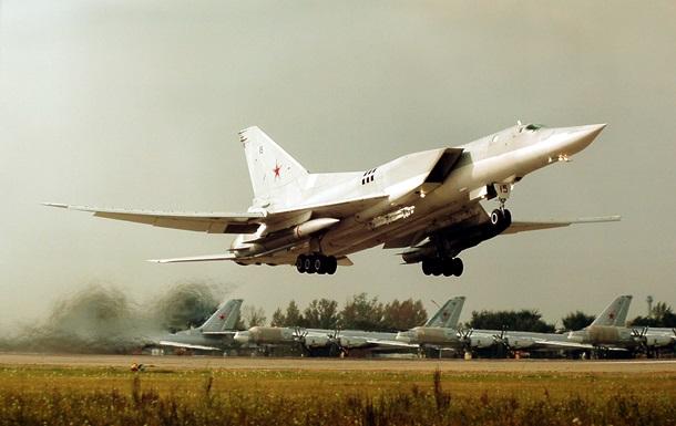 РФ снова применила дальнюю авиацию в Сирии