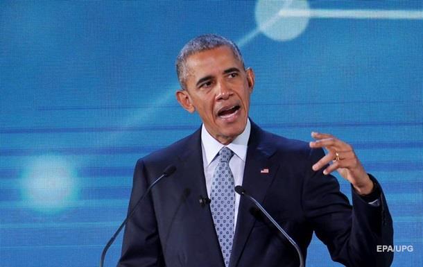 Обама - Москве: Или Асад, или целостность Сирии