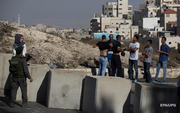На Западном берегу Иордана совершено нападение на израильтян