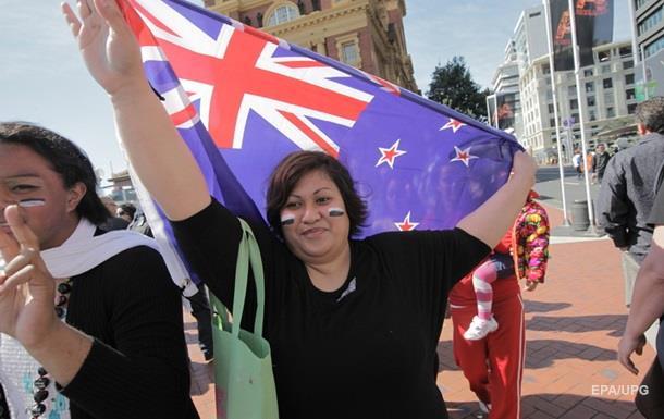 В Новой Зеландии начался референдум по смене государственного флага