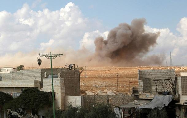 Армия Асада против ИГИЛ под Дамаском. Видео боев