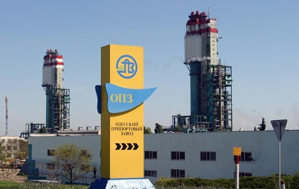 На Одеському припортовому заводі проводять обшуки