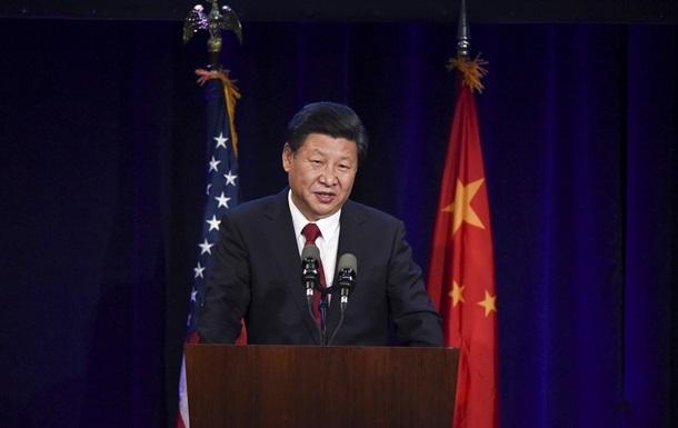 Лидер Китая обещает усилить борьбу с терроризмом