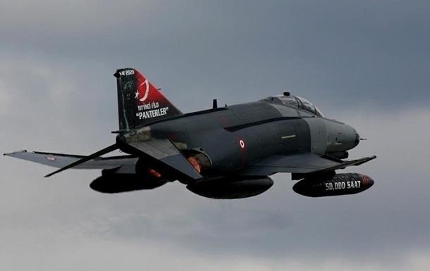 ВВС Турции обстреляли курдов в Ираке