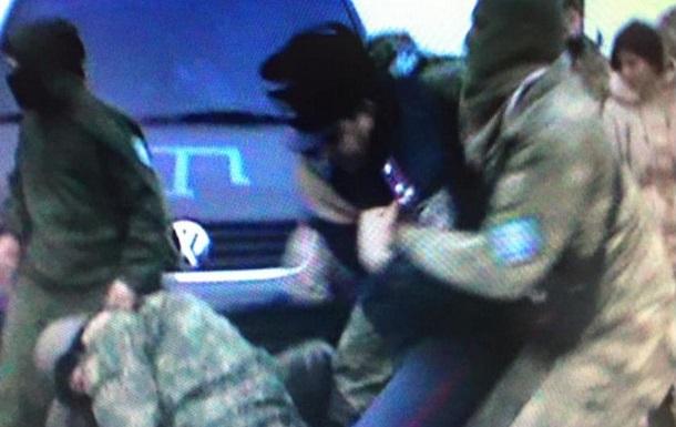 Конфликт у ЛЭП в Крым: полковника ранили ножом