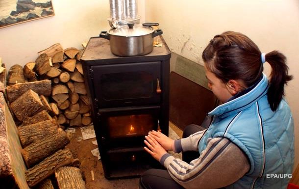 Коммунальные тарифы: отопление дровами дешевле